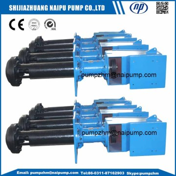 vertical slurry pump model 65QV-SPR