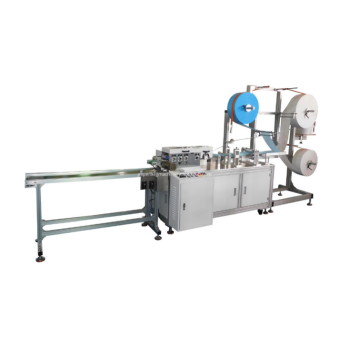 Semi Automatic Disposable Face Mask Making Machine