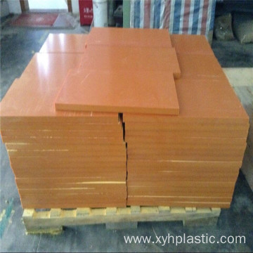 Insulation Material  Orange/Black Bakelite Sheet