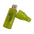 Plastic Lighter Shape 128gb USB Flash Drive