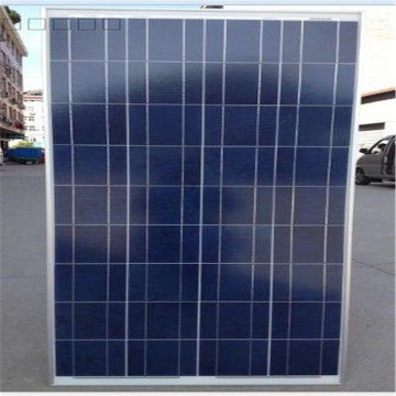 solar panel energy transformation with inverter