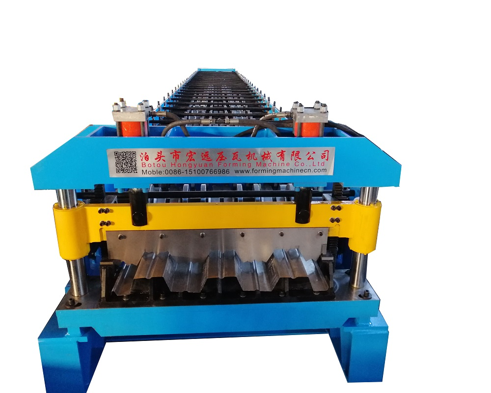 floor deck making machine (2)