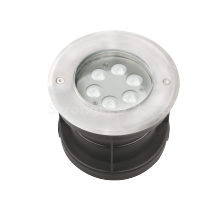 IP67 RGB aluminum alloy In-ground Light GR3B
