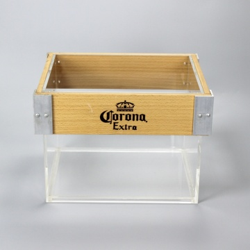 New design Acrylic Wine Storage Racks