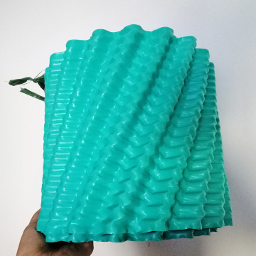 PP Sheet Cooling Tower Fill Used in Round Counter Flow FRP Cooling Towers
