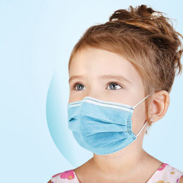 PPE Disposable Protective for Child/Children Face Mask