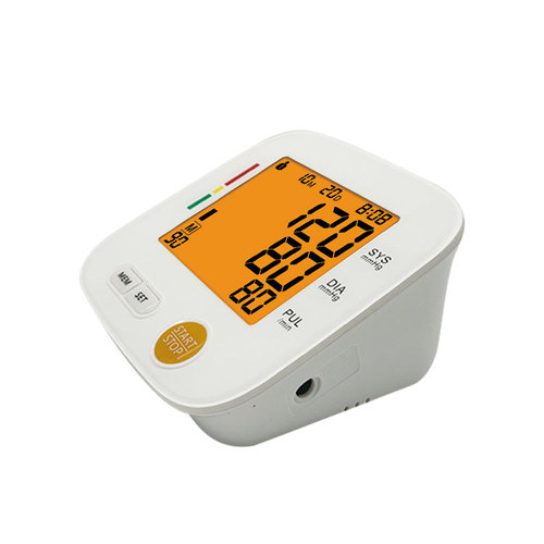 Fast Delivery Tensiometer Digital Blood Pressure Monitor