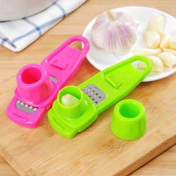 Stainless Steel Garlic Press Vegetable Cutter Helper Home Kitchen Gadgets Kitchen Utensils Garlic Press Kitchen Accessories