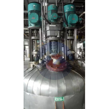 High quality Electric heating reaction kettle