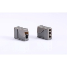 Single Poles Quick Wire Connector With Release Button