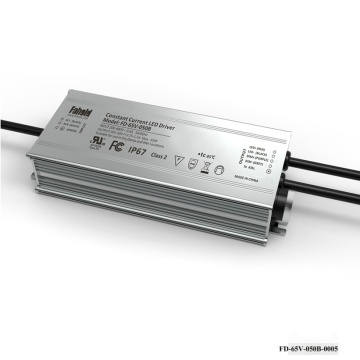 Alimentatore switch per driver LED da 65 W.