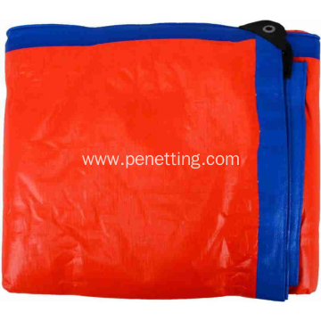 High Tensile Strength Polyethylene Tarpaulin Fabric