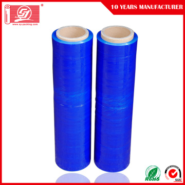 Blue Color Manual Stretch Film