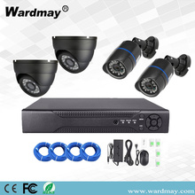 4chs 4.0MP Video Surveillance Systems Poe NVR Kits