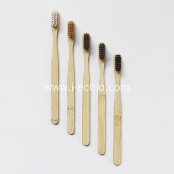 Disposable Bamboo Toothbrush Set