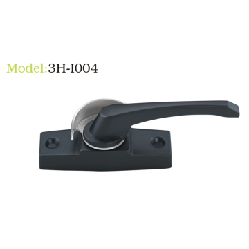 Square Seat Crescent Lock Window