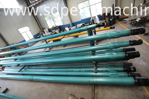 Single Bend Housing Downhole Motor