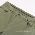 Men's Fashion Custom Casual Zipper Woven Pants