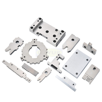 Optical sensor housing mold Insert and cavity parts