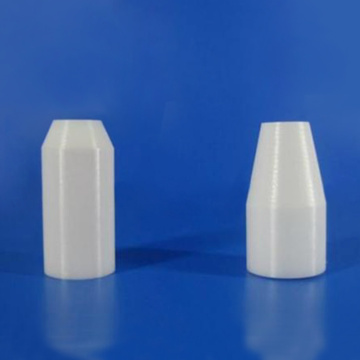 Tapered Yttria Partially Stabilized Zirconia Ceramic Tube