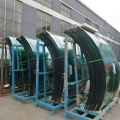 Bent Tempered Double Insulated Glass Factory For Windows