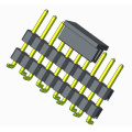 2.54mm Pin Header Single Row Double Plastic SMT