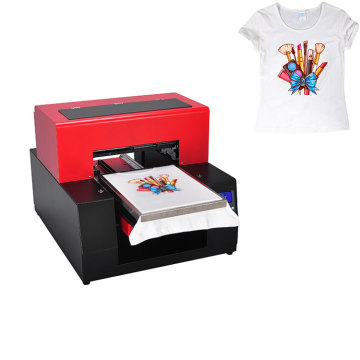 Multi-kazi T Shirt Machine Printing