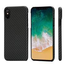 3D Grip iPhone X Aramid Fibre Case mit Magnet