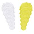 white-yellow-12pcs
