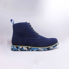 Fashion Casual Shoes Cheap Men Work Snow Boots