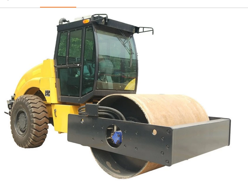 Lts212h Hydraulic Construction Road Roller