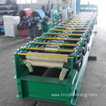 ISO glazed tile metal roof 1.2 mm roof roll forming machine