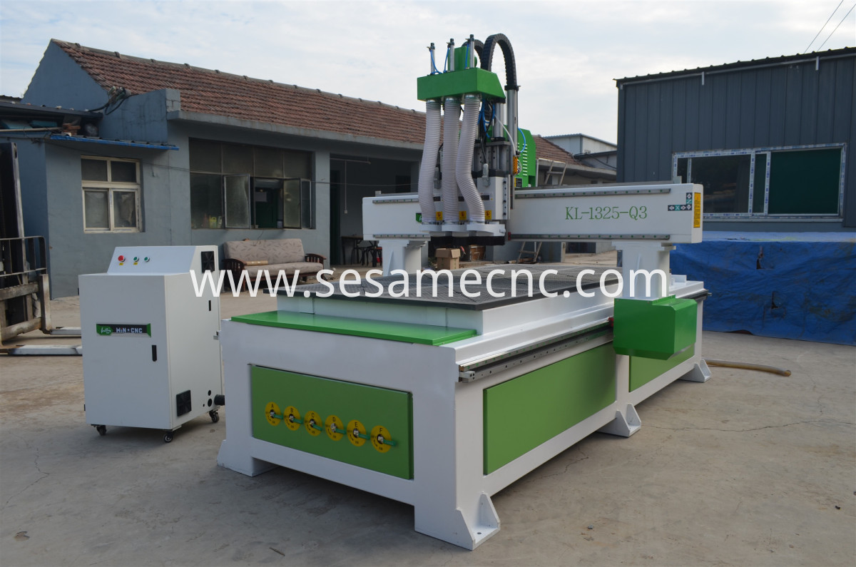 three process 1325 cnc router