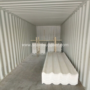 Cheap House Building Material Heat-Insulating MgO Roof Sheet
