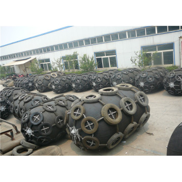 Safety Pneumatic Fender Net / Sling Type