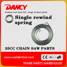 2500 chainsaw parts single rewind spring