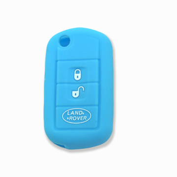 Cover Land Rover 3 silicon car key