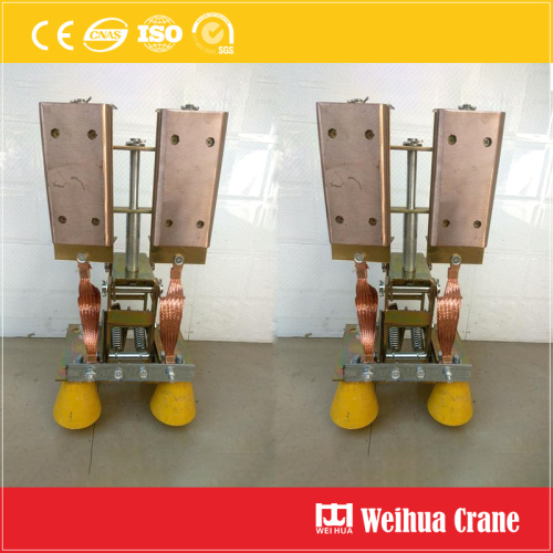 Crane Conductor Current Collector