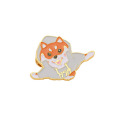 Custom Dog Animal Enamel Lapel Pin Badge