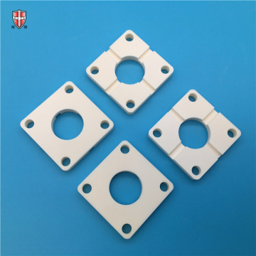 dry casting alumina ceramic custom machined parts