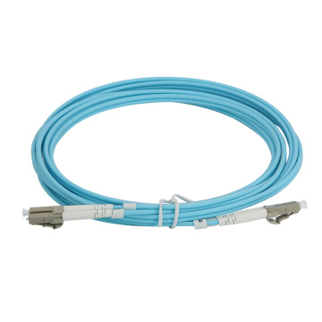 LC to LC OM3 Fiber Optic Patch Cord