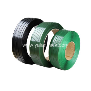 Pet poly plastic pallet strapping belt