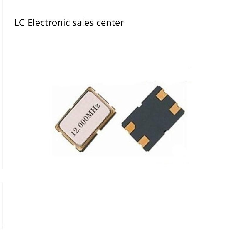 10pcs Passive SMD Crystal 5*7 5070 7050 16M 16MHZ 16.000MHZ Resonator Crystal Oscillator