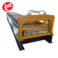 Automatic joint hidden roof panel rollforming machine