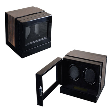 watch safe with winder box