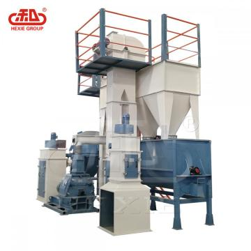 Five Tph Automatic Batching Production Line