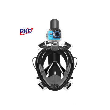 RKD Full Face Snorkeling Mask