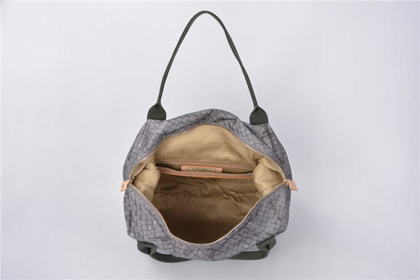 New arrival luxury nylon travel duffle bag