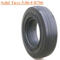 Forklift Solid Tire 5.00-8 R706