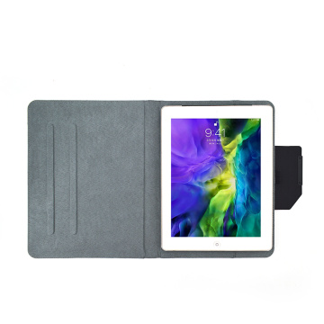 tablet cover case for iPad Tri-fold bracket flip